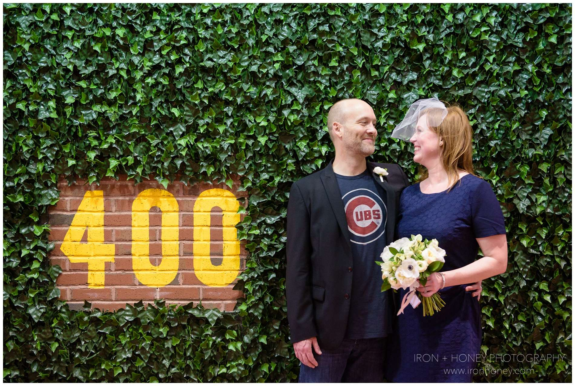 cubs, wrigley field, white sox, wedding, elopement, reception, celebration, party, wedding photography, wedding photographer, elopement photographer, chicago, illinois, elopement photography,