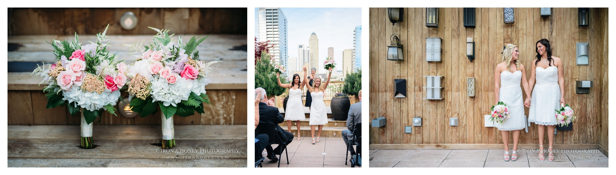 iron and honey photography, lightology, chicago, rooftop, wedding, photographer, elopement, destination, lightology wedding chicago, lightology, small, ceremony, civil, intimate,