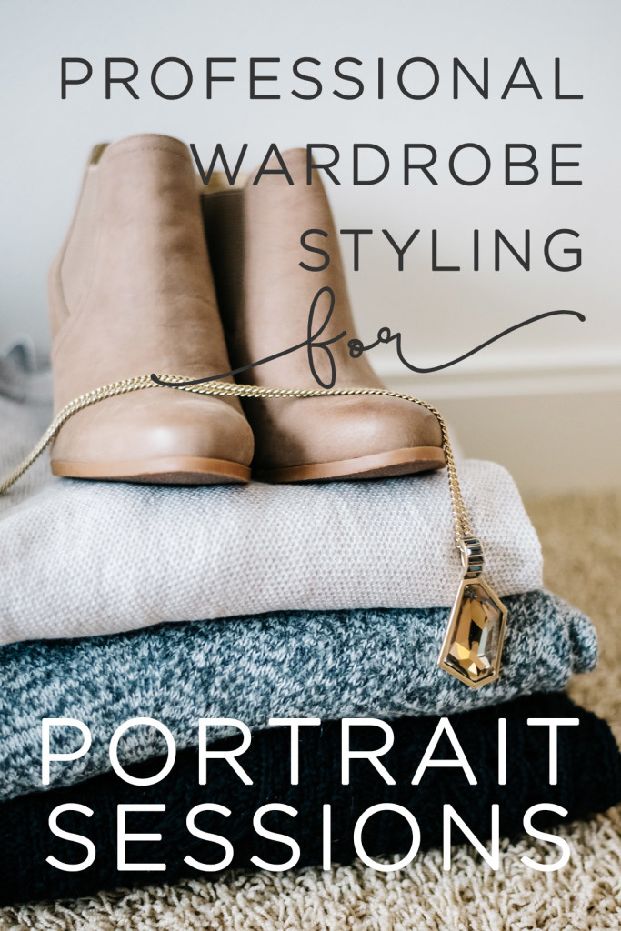 Professional wardrobe styling, personal shopping, kristie jorfald, melissa ferrara, iron and honey, lifestyle photography, lifestyle photographer, what to wear to portrait session