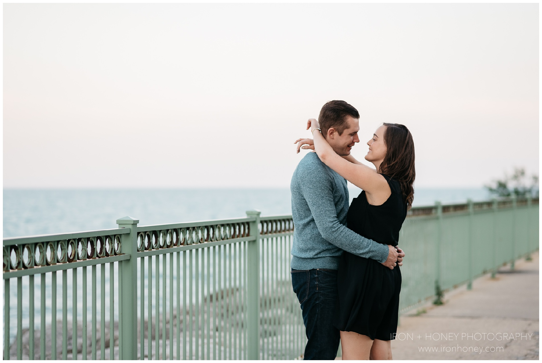 loyola university, loyola, chicago, chicago engagement photographer, chicago wedding photographer, chicago elopement photographer, lake michigan, engagement photos, lifestyle photographer