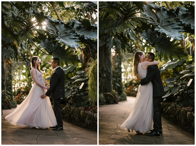 Wedding Dresses Lincoln Park Chicago : David simone lincoln park conservatory north avenue