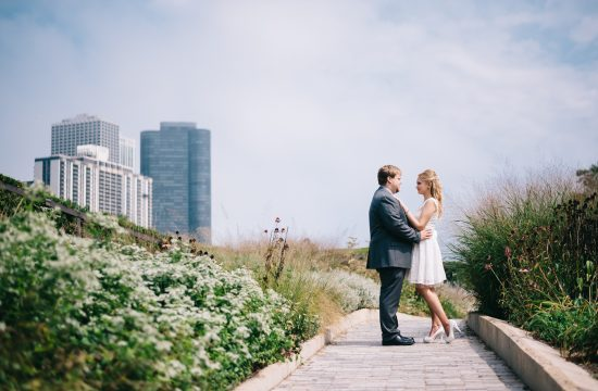 Chicago Destination Elopement | Iron and Honey Photography