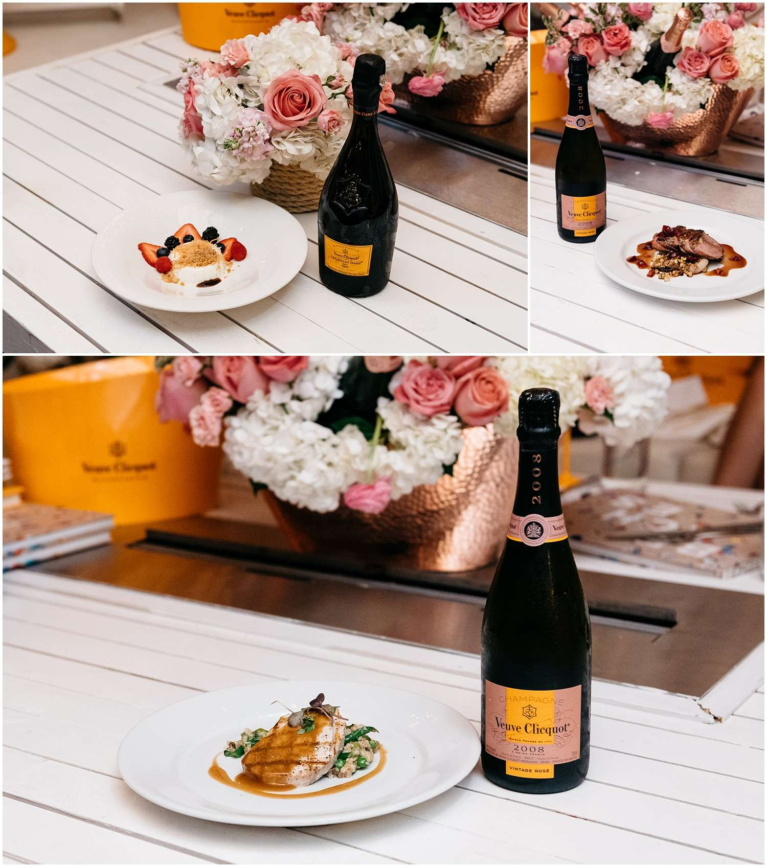 Veuve Clicquot, ClicquotJourney, influencer, blogger, chicago blogger, food blogger, event, Hampton Social, Chicago, Ilinois, event photographer, influencer event, summer, nautical, champagne, rose, rose all day, photographer