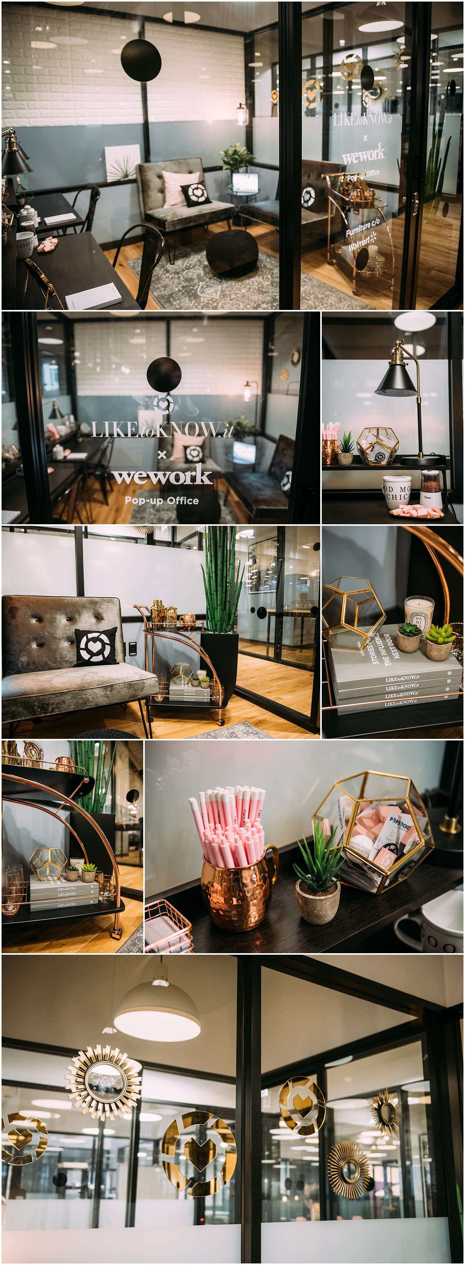 Rewardstyle, Liketoknow.it, Book Tour, WeWork, State St, Chicago, Photos, photography, event, stories from an influencer next door, coffee table book, danielle moss, the everygirl, liz adams, jenn lake, lifestyle, blogger, influencer, illinois