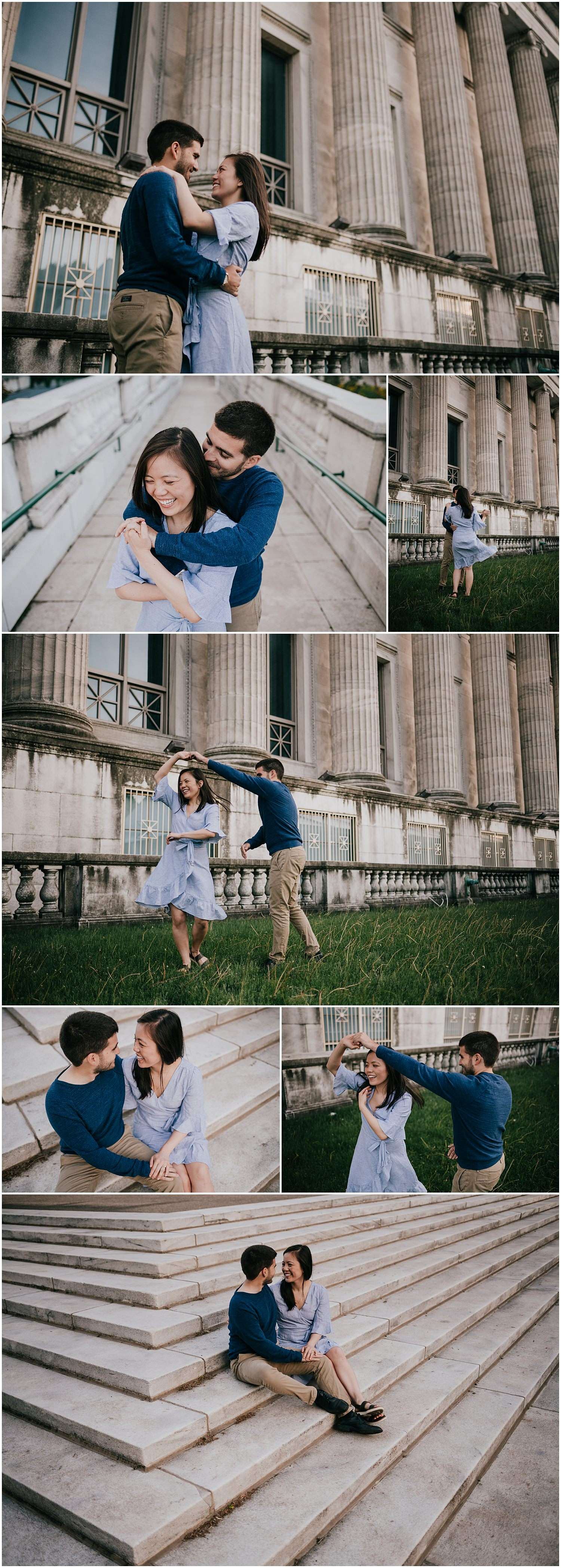 field museum, museum campus, chicago, skyline, city, lake michigan, sunset, engagement, couple, couples, photographer, photography, iron and honey, lifestyle, documentary, candid, unposed, best chicagophotographer, best chicagophotographers, best chicago engagement photographer, best chicagowedding photographer