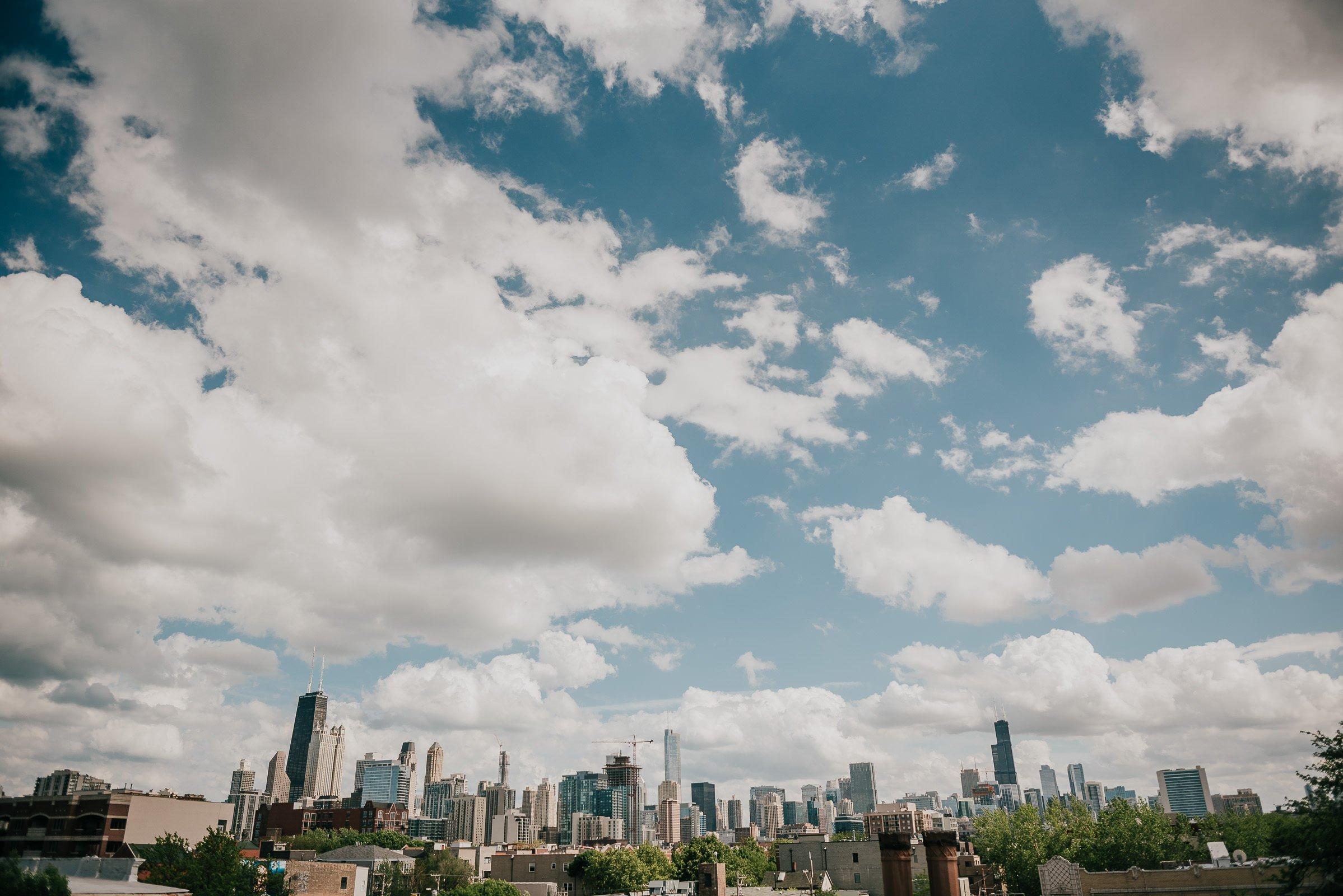 travel photography, chicago, illinois